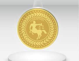 Nro 72 kilpailuun Modify Logo to look realistic käyttäjältä faru1k