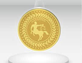 #72 untuk Modify Logo to look realistic oleh faru1k