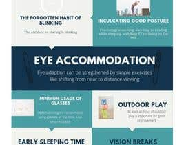 #13 для Need to create an infographic poster for eye care blog of Wellcure от zfaza48