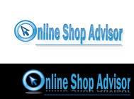 Graphic Design Natečajni vnos #211 za Logo Design for Online Shop Advisor