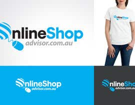 #270 para Logo Design for Online Shop Advisor por marques