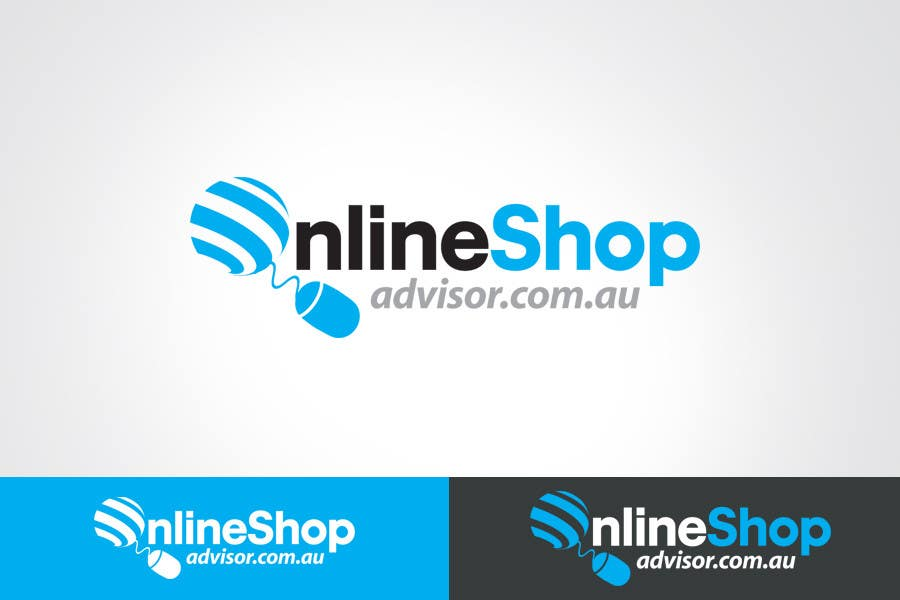 Конкурсная заявка №                                        268                                      для                                         Logo Design for Online Shop Advisor
