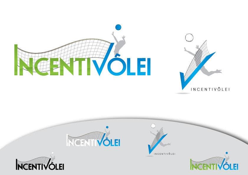 Contest Entry #                                        41                                      for                                         Logo Design for INCENTIVOLEI