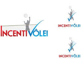 #55 para Logo Design for INCENTIVOLEI por GeorgeOrf