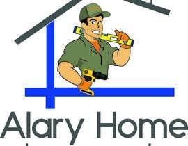 Nro 62 kilpailuun Logo Creation Alary Home Improvements käyttäjältä ZahidulAlam631