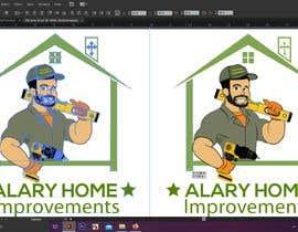 Nro 122 kilpailuun Logo Creation Alary Home Improvements käyttäjältä RokyTalukderR