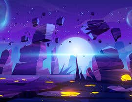 #30 for Space Background designs by aanik8939