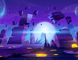 #30 cho Space Background designs bởi aanik8939