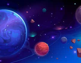 #11 for Space Background designs by osimakram120