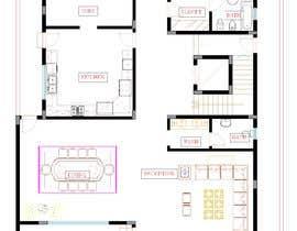 #12 for Make interior Furniture layout af mohreda0114