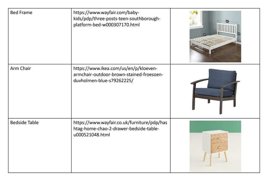 """Intrarea #                                        53                                      pentru concursul """"                                        2 Bed 1 Bath Interior Design Project                                     """""""