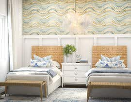#64 untuk 2 Bed 1 Bath Interior Design Project oleh Fadheel1