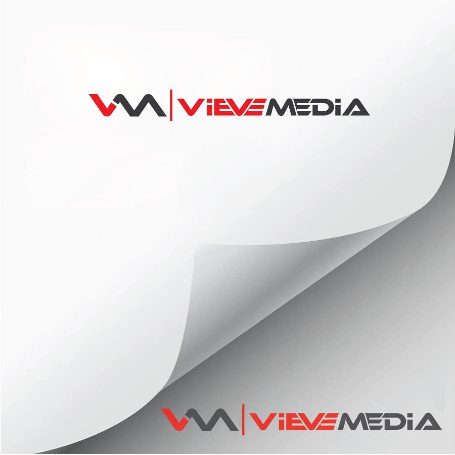 Konkurrenceindlæg #                                        79                                      for                                         Design a Logo for Vieve Media