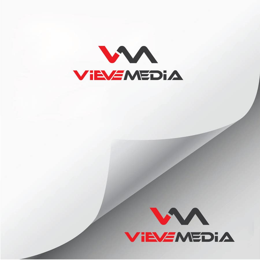 Konkurrenceindlæg #                                        80                                      for                                         Design a Logo for Vieve Media