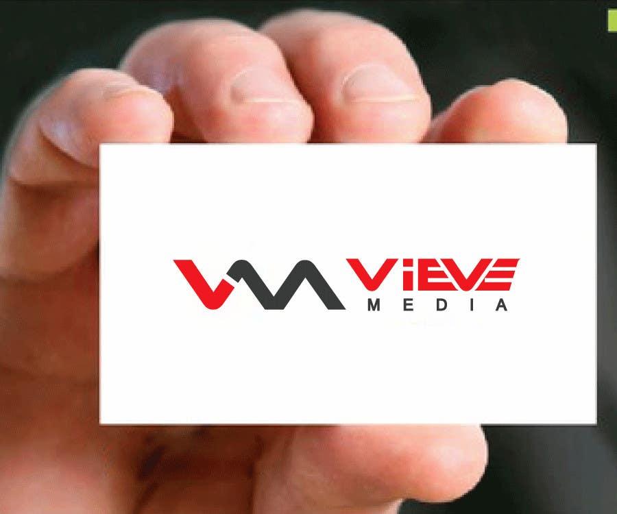 Konkurrenceindlæg #                                        89                                      for                                         Design a Logo for Vieve Media