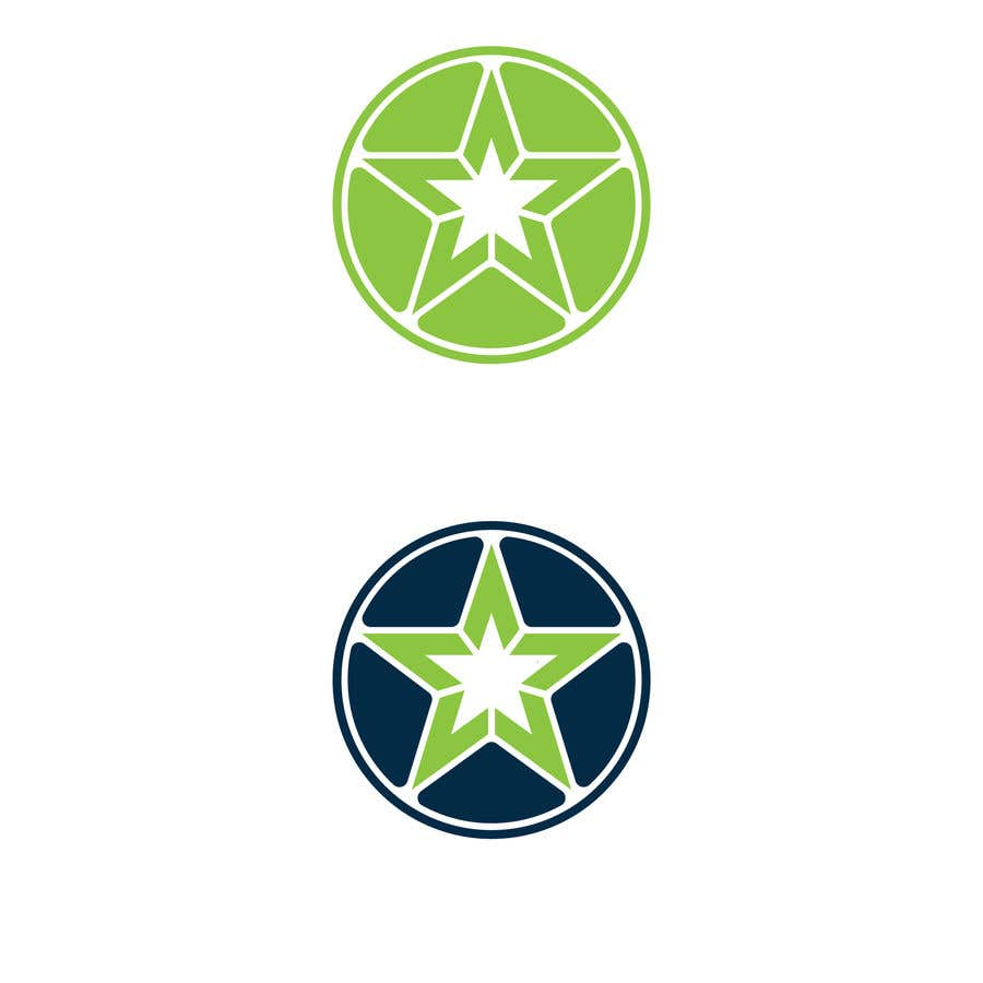 Kilpailutyö #                                        240                                      kilpailussa                                         Create a circular version of our logo ...