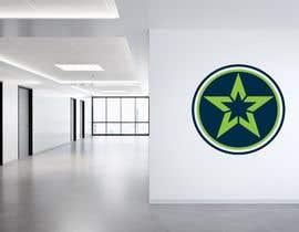 #341 untuk Create a circular version of our logo ... oleh logoparks