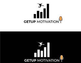 #24 for Looking for a logo for a radio show. The radio show is Getup Motivation by jahidbhuiyan010