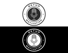 #23 for Looking for a logo for a radio show. The radio show is Getup Motivation by Niloypal