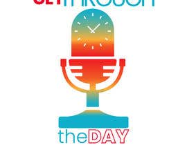 #26 untuk Looking for a logo for a radio show. The radio show is Get Through the Day Radio. oleh boskomp