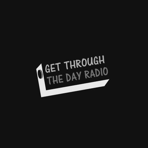 Penyertaan Peraduan #                                        6                                      untuk                                         Looking for a logo for a radio show. The radio show is Get Through the Day Radio.