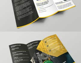 #31 for Design me a brochure for a personal training business af ChiemiDesigns
