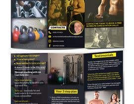 #28 for Design me a brochure for a personal training business af samratakbar577
