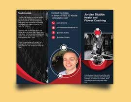 #32 for Design me a brochure for a personal training business af mdmizanur97