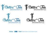 Design a Logo for detoxtea.com.au için Graphic Design8 No.lu Yarışma Girdisi