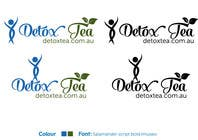 Design a Logo for detoxtea.com.au için Graphic Design13 No.lu Yarışma Girdisi