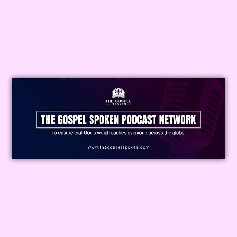 Konkurrenceindlæg #                                        33                                      for                                         Facebook Cover for Podcast Hosting Site