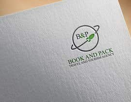 Nro 219 kilpailuun I need a logo designed. For a travel and tourism agency called (B & P ) which stands for (Book and pack). I need it to be simple , elegant and classy . All colors are fine . Avoid too many objects in the logo . käyttäjältä MrChaplin17
