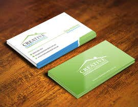 #94 untuk Design some Business Cards for Creative Property Consultants oleh youart2012