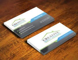#100 untuk Design some Business Cards for Creative Property Consultants oleh youart2012