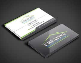 #78 untuk Design some Business Cards for Creative Property Consultants oleh angelacini