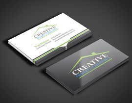 #91 untuk Design some Business Cards for Creative Property Consultants oleh angelacini