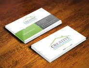 Graphic Design Konkurrenceindlæg #9 for Design some Business Cards for Creative Property Consultants