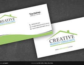 #17 for Design some Business Cards for Creative Property Consultants by arnee90