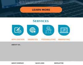 Nro 3 kilpailuun Website templates for security pentesting website käyttäjältä aminulem