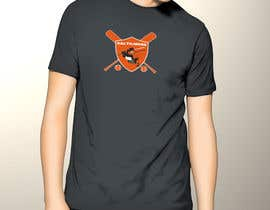 #17 for Baltimore Orioles Custom T-shirt design af zack966