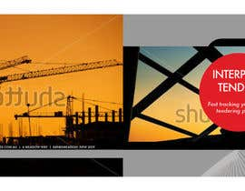 #7 cho Design a Brochure + Folder for a digital construction company bởi rockapl