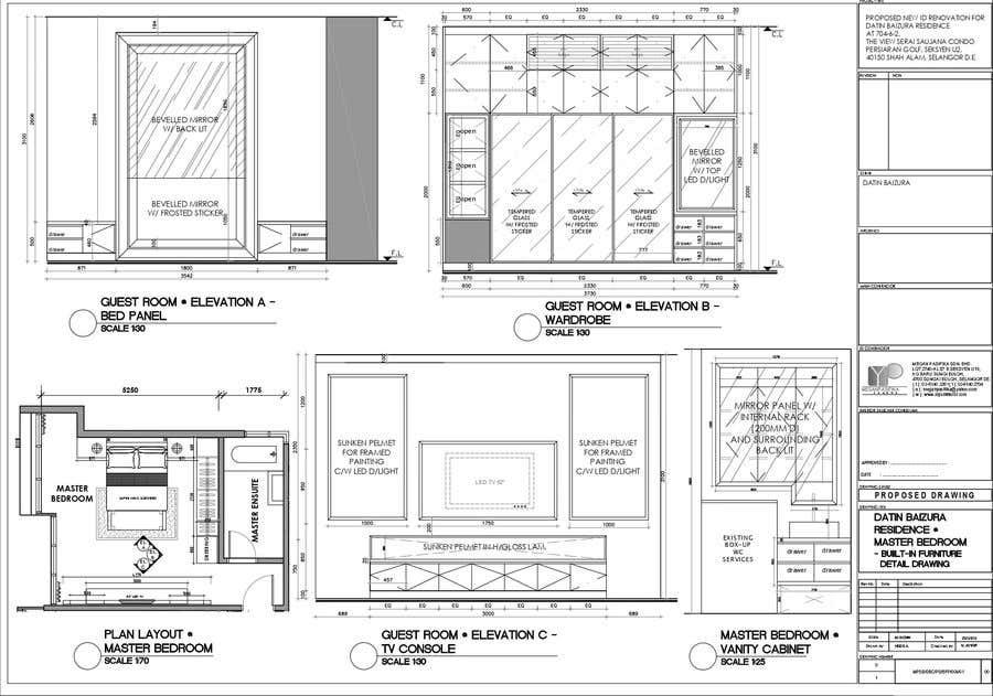 Wettbewerbs Eintrag #                                        7                                      für                                         Architect's Design for a 2-bedroom Round, Grass Thatched House