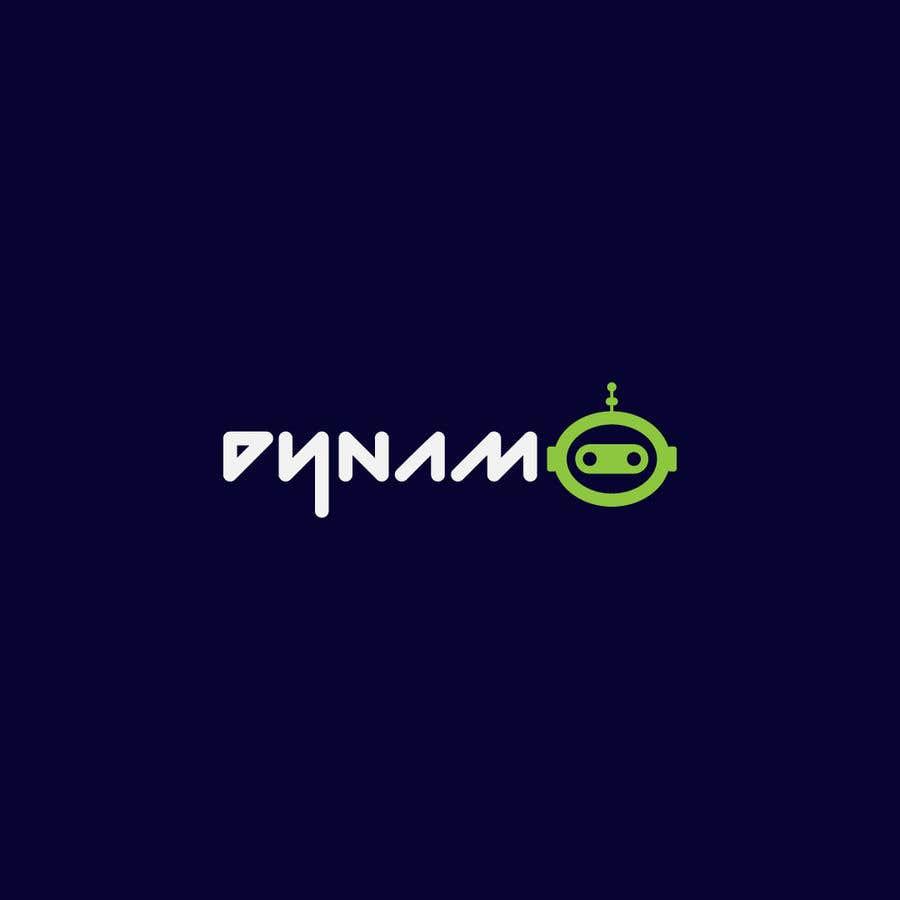 Конкурсная заявка №                                        326                                      для                                         Logo for Dynamo