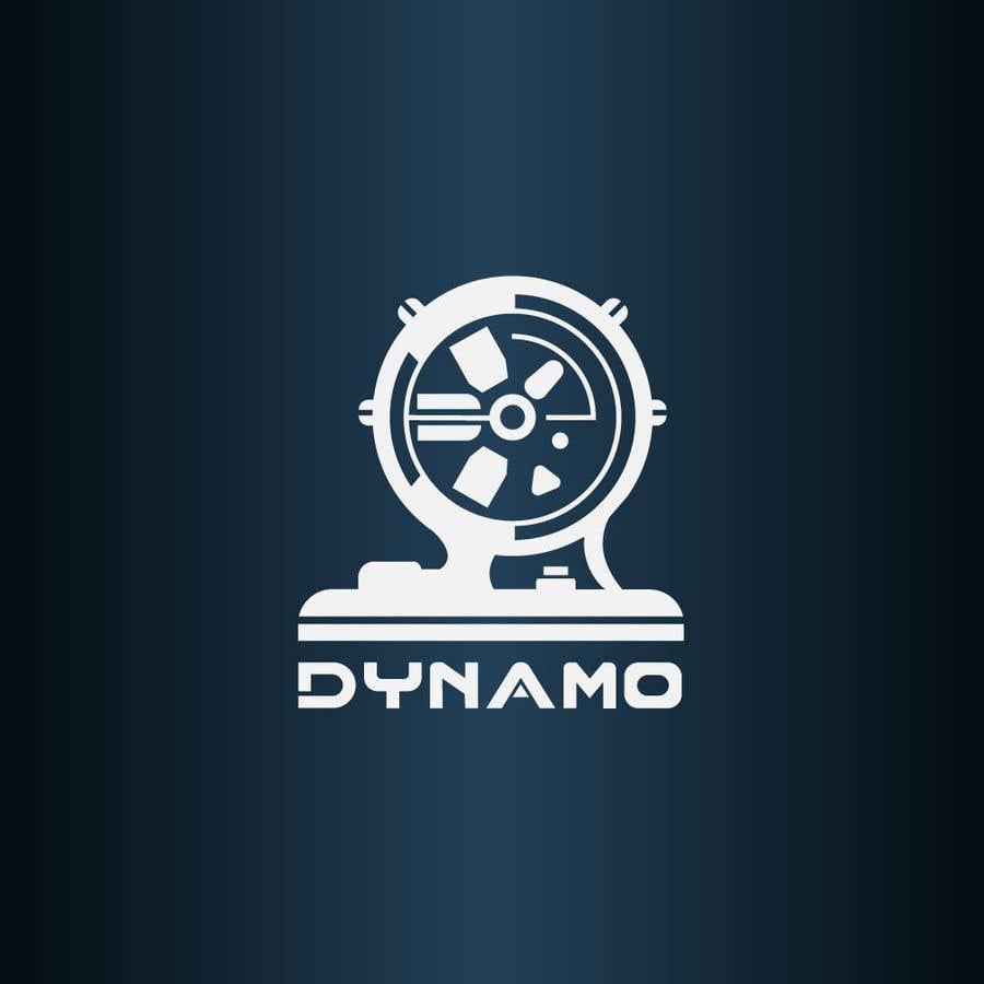 Конкурсная заявка №                                        520                                      для                                         Logo for Dynamo