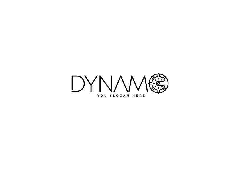 Конкурсная заявка №                                        660                                      для                                         Logo for Dynamo