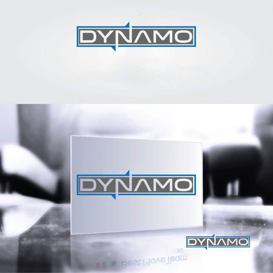 Конкурсная заявка №                                        69                                      для                                         Logo for Dynamo