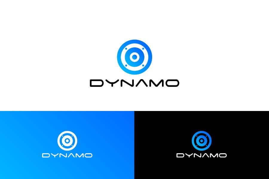 Конкурсная заявка №                                        364                                      для                                         Logo for Dynamo