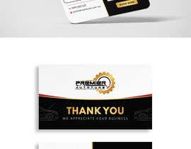 Rameezraja8 tarafından Thank You for you Business / Service Reminder Card/reviews için no 12