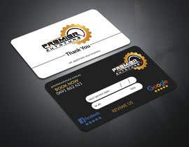 sirusacademy tarafından Thank You for you Business / Service Reminder Card/reviews için no 51