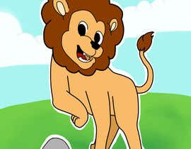 #10 for A Children's picture of a Lion af brendatvazquez